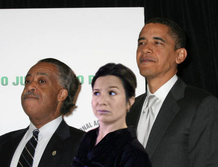 Steph, Barack and Al