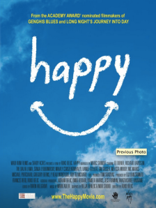 Happy Documentary cover