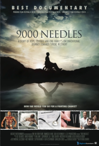 9000 Needles documentary cover
